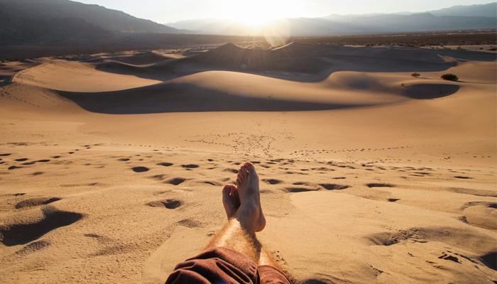 사막날씨같았던 오늘날씨