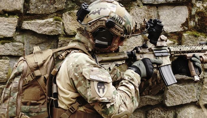 세계 각국의 군인들