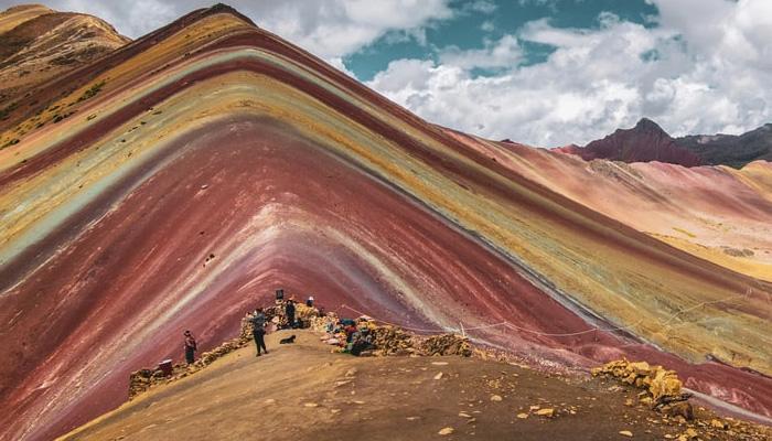 잉카문명이 번성했던 페루
