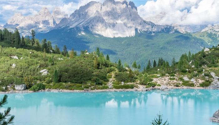 아름다운 호수들