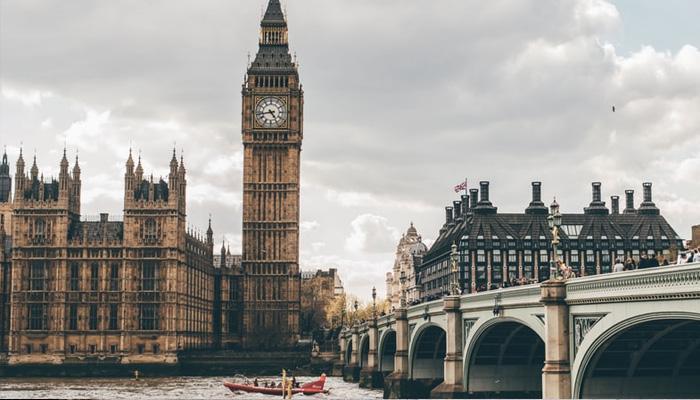런던여행 어때요?