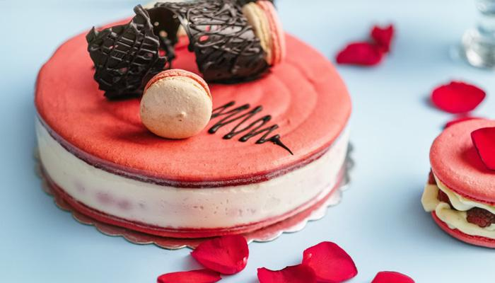 화려한 케이크~