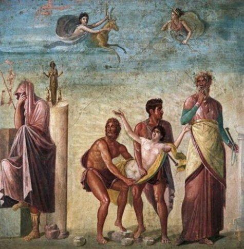[유머] 고대 알폰론의 축제. -  와이드섬
