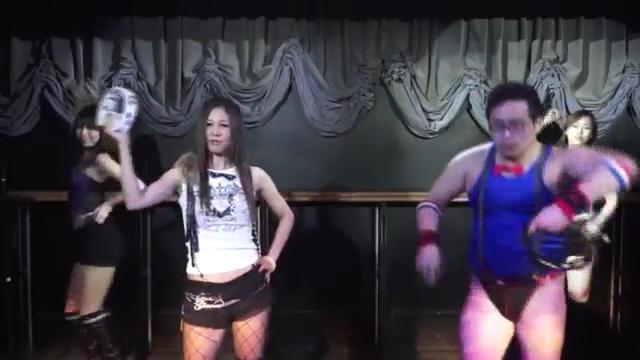 열도의 노래방 도우미
