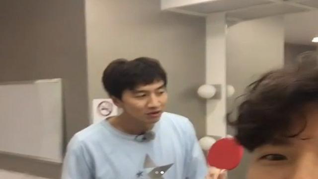 김종국 인스타 영상