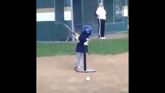 아이들이 야구하면 생기는 일