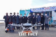 원희룡 지사-이국종 교수, 수소드론 통한 인명구조 '맞손'