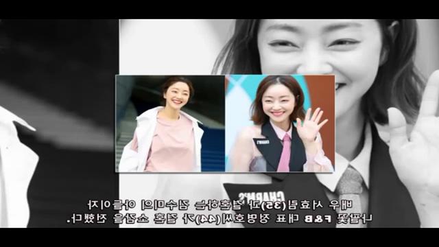 '결혼' 정명호 서효림, 사랑스러운 사람…예쁘게 살겠다